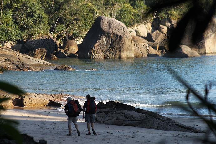 passeios em paraty casa da aventura turismo ecológico caminhada trilhas e travessias