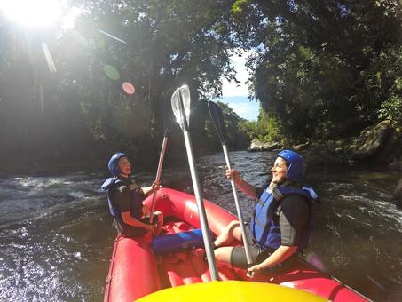 Rafting no Rio Mambucaba 13 de Junho 2018