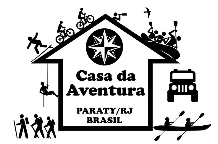 casa da aventura canioning paraty adventure tours passeios aventura rapel rafting cachoeira cascading abseilin...asil