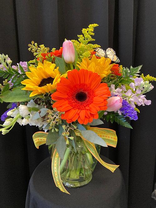 She's My Sunshine Bouquet