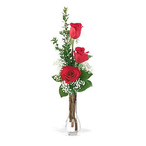 Rose Bud Vases