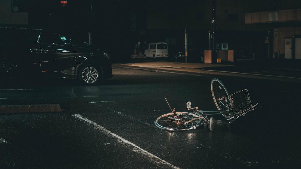 Accident de la route - préjudices corporels