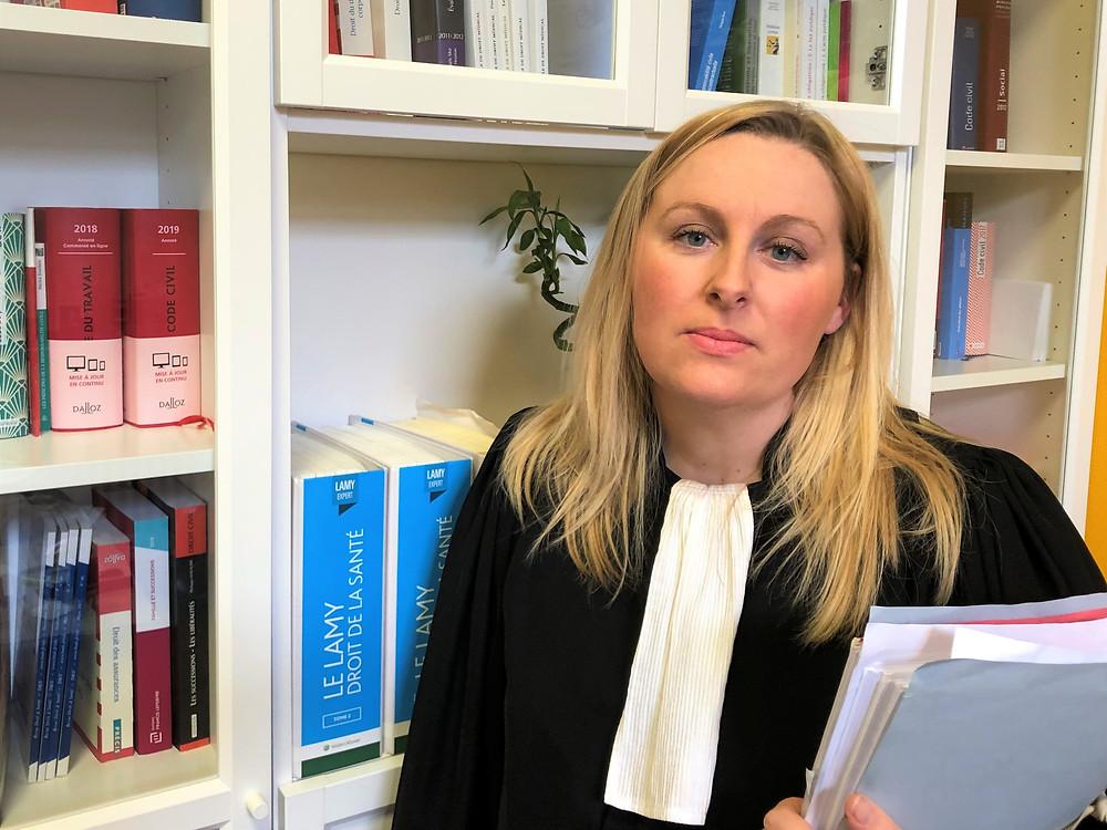 Maître Angélique OPOVIN - Avocat victime erreur médicale