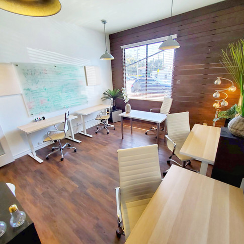 coworking spaces available off main st