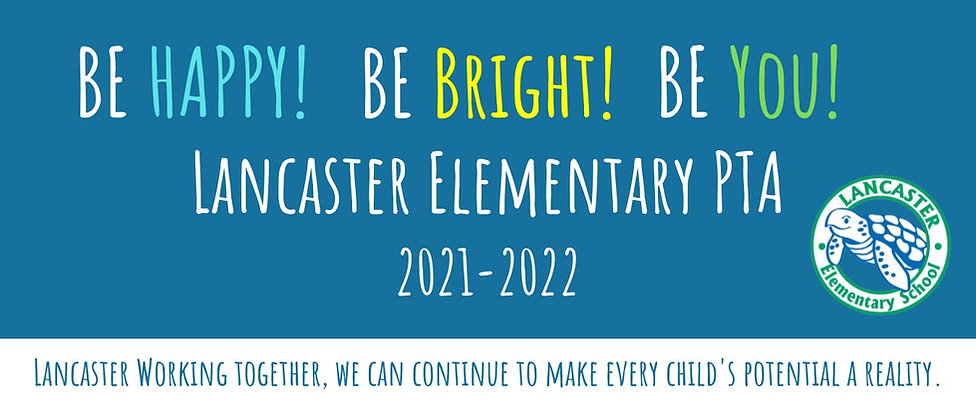 Lancaster Working together, we can continue to make every child's potential a reality._edi