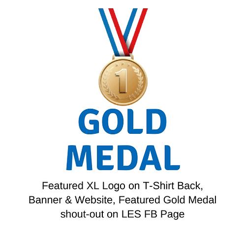 Boosterthon Gold Medal Sponsor $1000