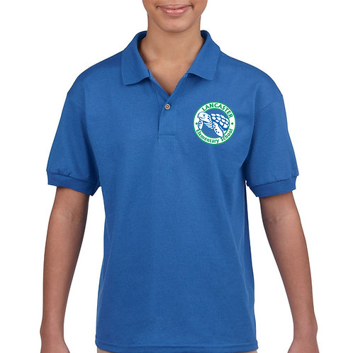 Polo with Logo- Short Sleeve