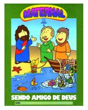06 - SENDO AMIGO DE DEUS - Aluno
