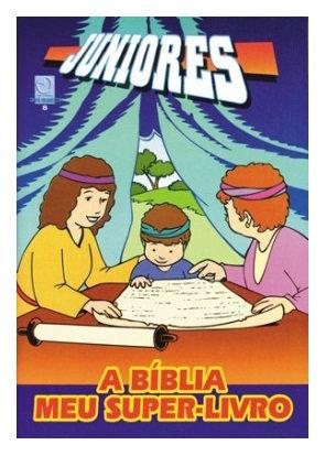08 - Bíblia, meu super livro - Aluno