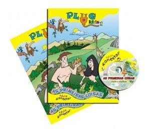 01 - As primeiras coisas - Plug Kids - Kit do professor