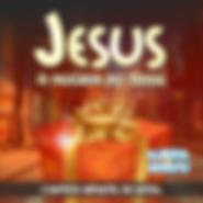 Capa Tratory - Jesus, a alegria do Natal