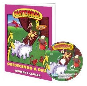 05 - Obedecendo a Deus - Livro de Cânticos + CD