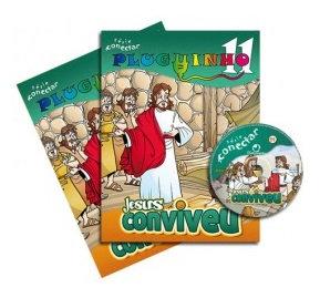 11 - Jesus conviveu - Kit do professor