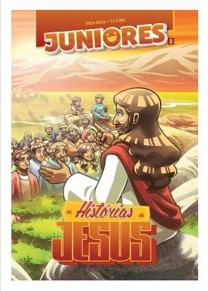 02 - As histórias de Jesus - Aluno