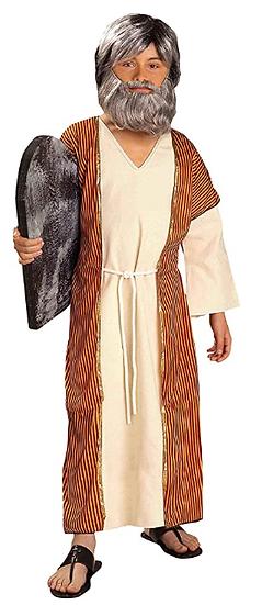 Figurino - Moisés