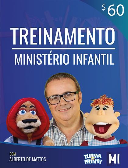 Treinamento - Ministério Infantil