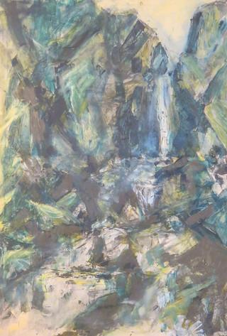 Abergwyngregyn Falls 2