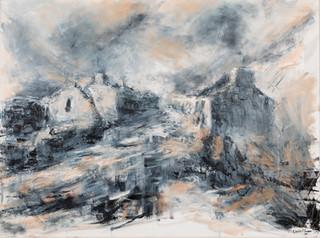 Rain and Mist, Croesor Quarry
