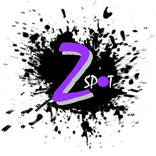 Z Spot Burnout Tank - Purple