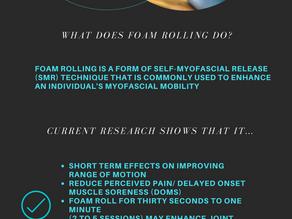Is Foam Rolling Effective?