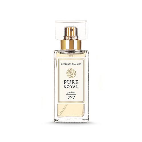 Parfum femme 777 - Pure royal collection 50 ML