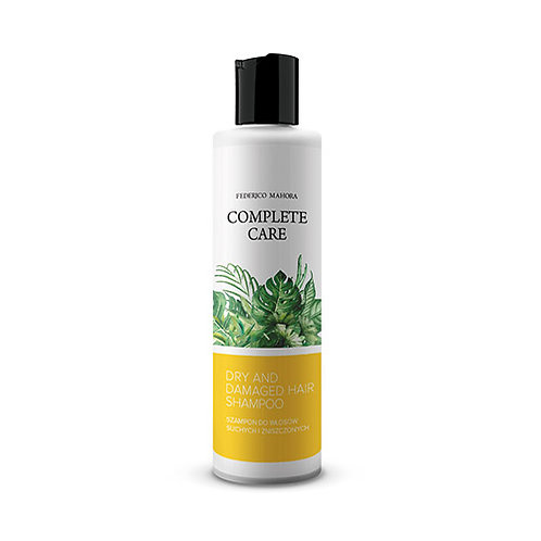 Dry & damaged hair shampoo - Complete care