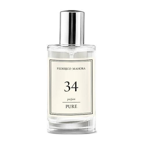 Pure 34 - female fragrance