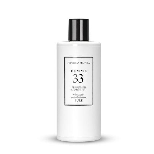 Shower gel nr.33