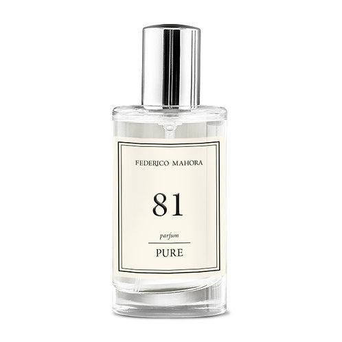 Pure 81 - female fragrance