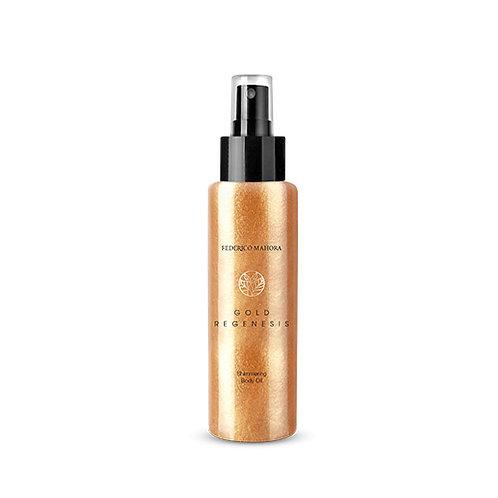 Shimmering body oil 100ML