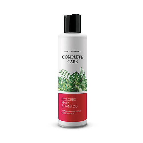 Colored hair shampoo - Complete care