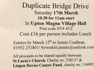 Charity Bridge Drive