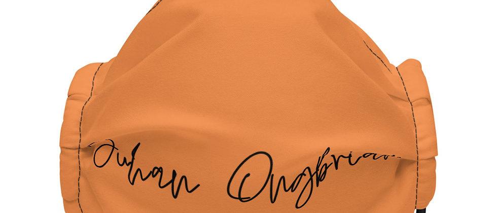 "Premium Face Mask - ""Juhan Ongbrian"" Logo"