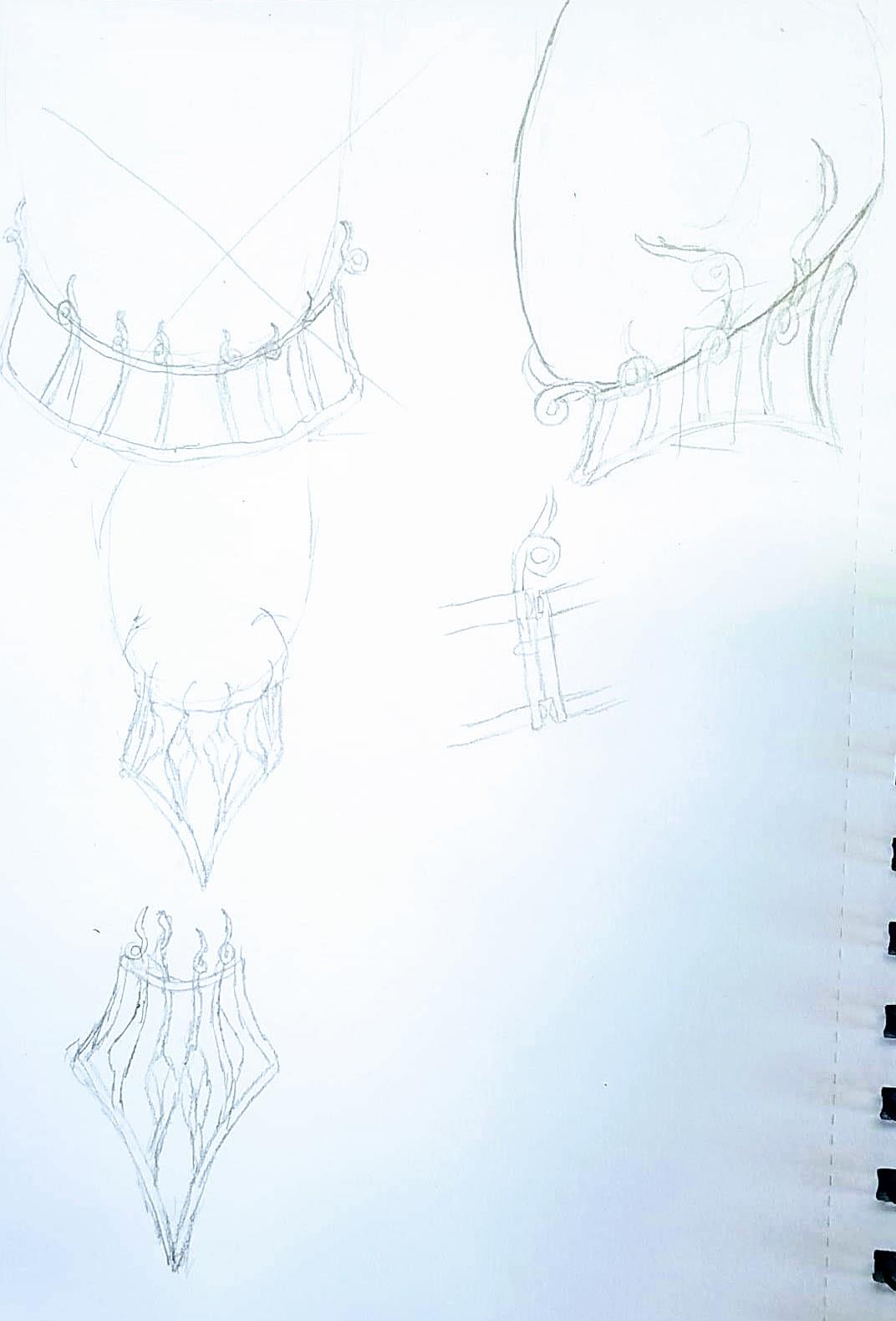 Collar design 2
