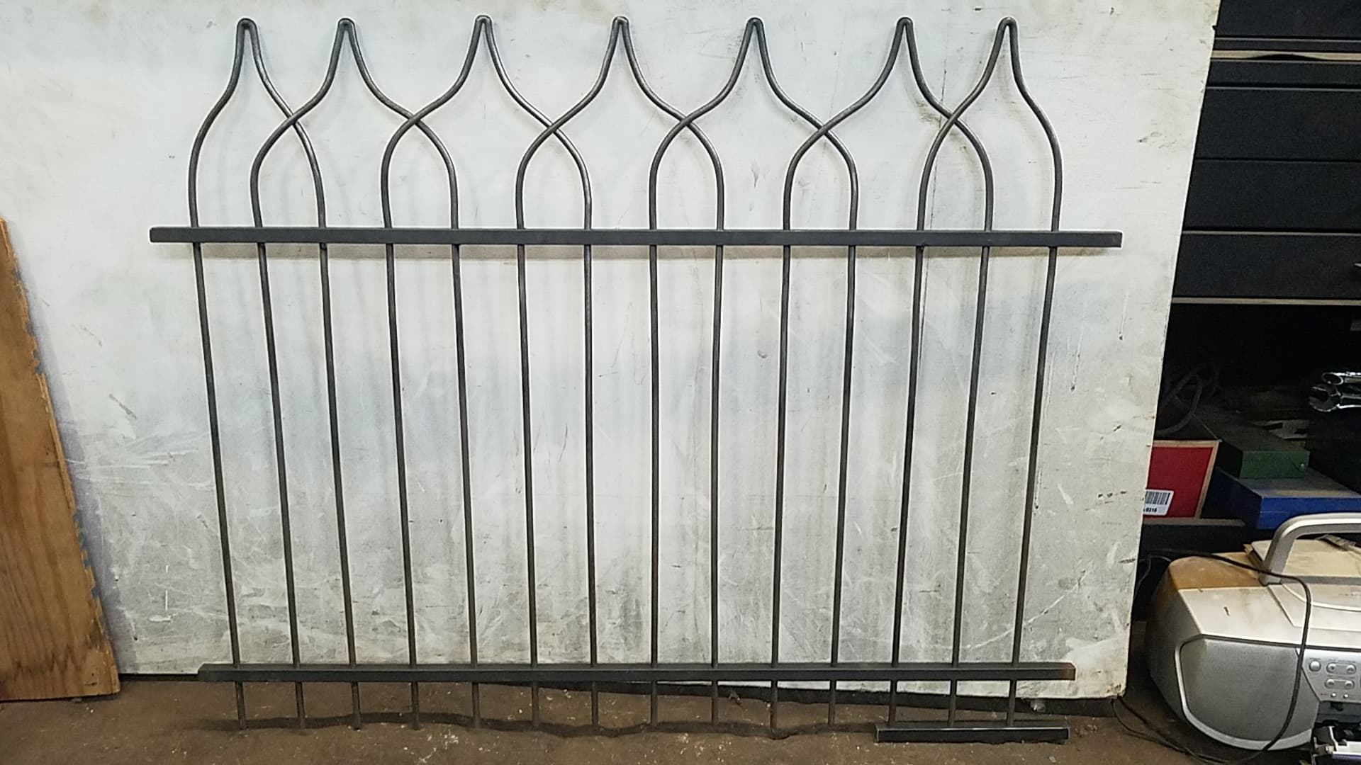 Complete Fence Section