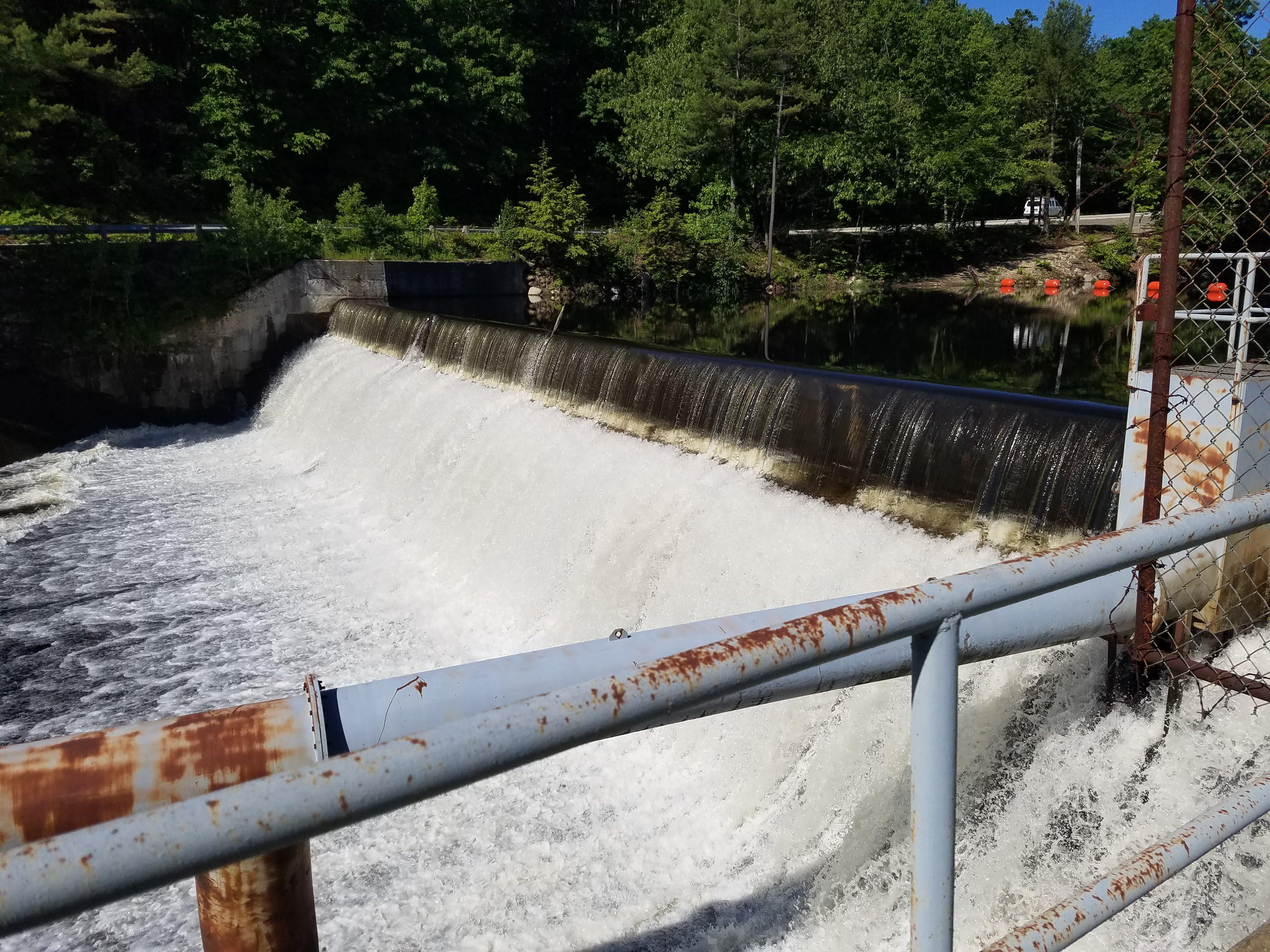 Dam Over Flow
