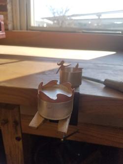 Nearly finished jewelry box