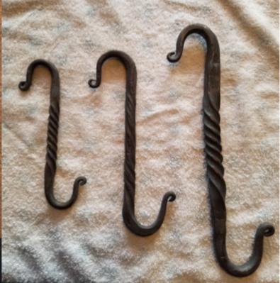 Three Hooks