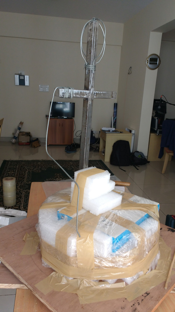 New sculpture started!