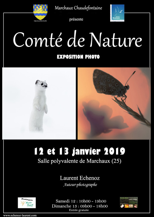 Comté de Nature 12 et 13 janvier 2019