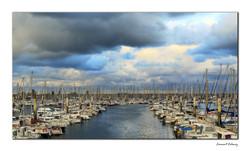 Pause au port