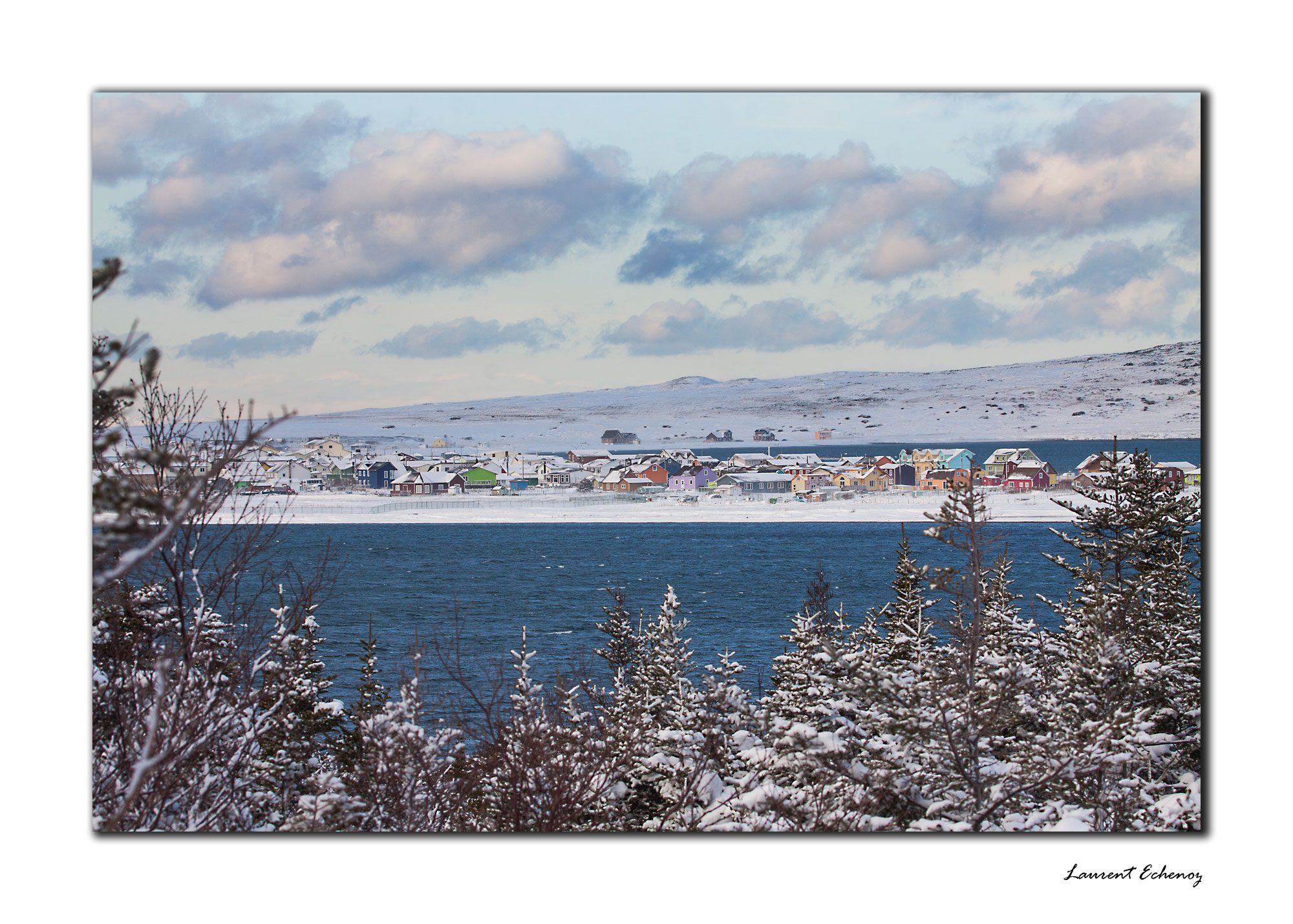 Miquelon village