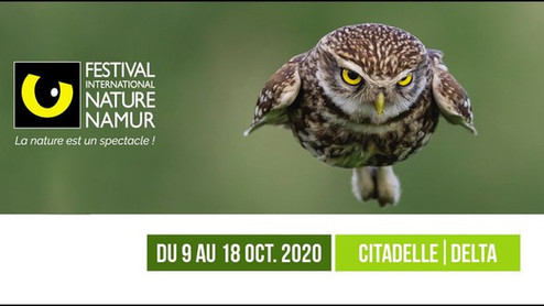 Nomination - Festival International Nature Namur 2020