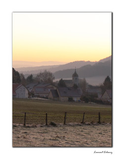Marchaux village