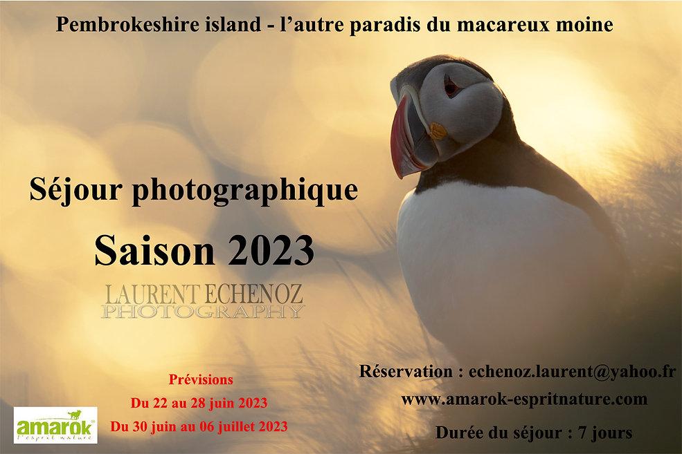 Dépliant SKOMER 2023 - 7 JOURS - 1590€ -