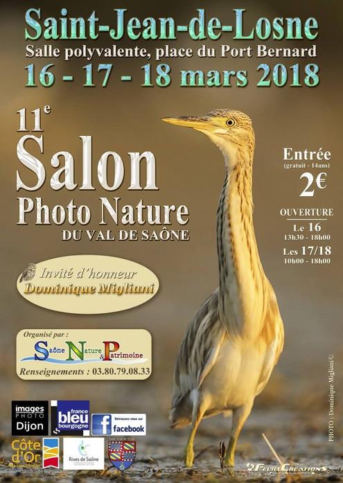 11è Salon Photo Nature du Val de Saône