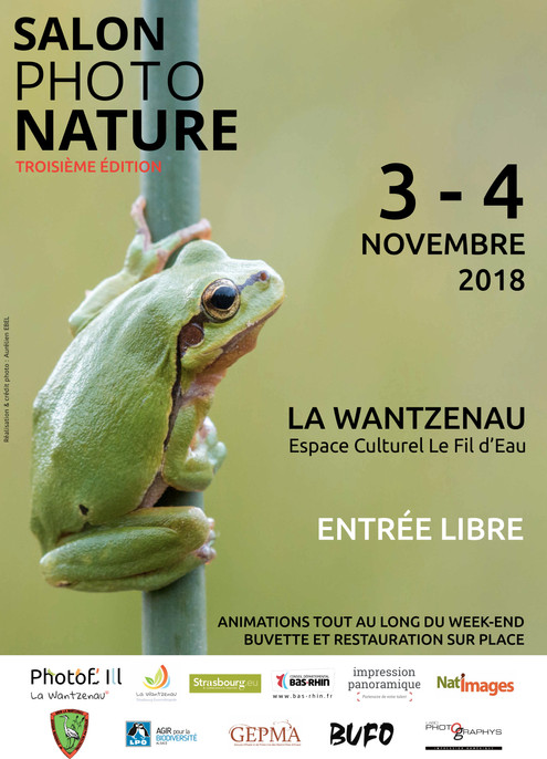 Salon Photo Nature La Wantzenau