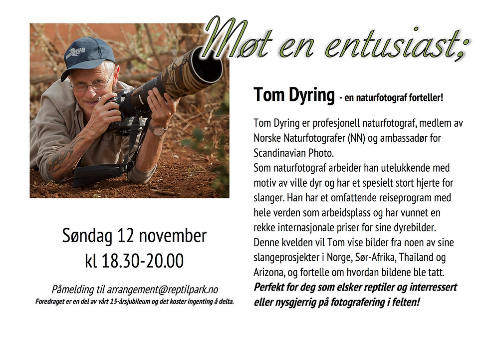 Tom Dyring. Foto: Siegbert Werner