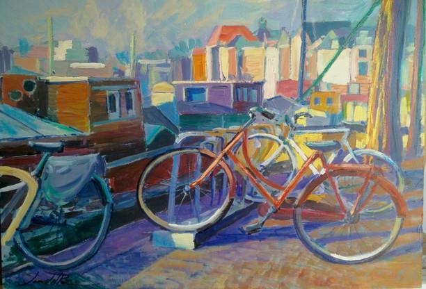 Amsterdam Bikes