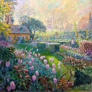 Yolanda's garden